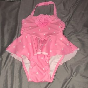 Old Navy 1 piece 3T girls bathing suit